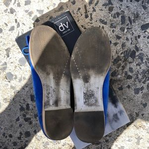 Dolce Vita Shoes - Dolce vita suede flats